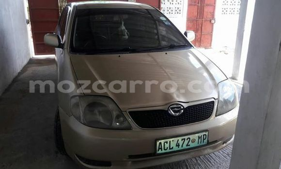 Buy Used Toyota Runx Other Car in Ancuabe in Cabo Delgado