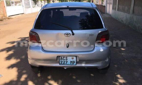 Buy Used Toyota Vitz Silver Car in Ancuabe in Cabo Delgado