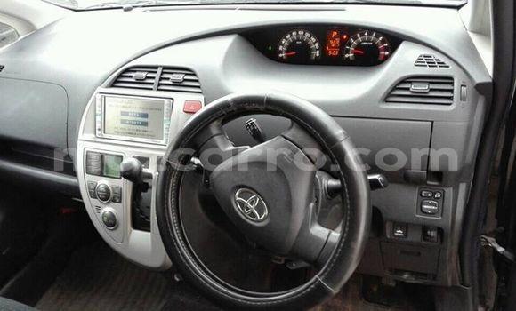 Buy Used Toyota Ractis Black Car in Ancuabe in Cabo Delgado