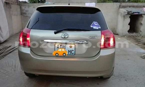 Buy Used Toyota Allex Other Car in Ancuabe in Cabo Delgado