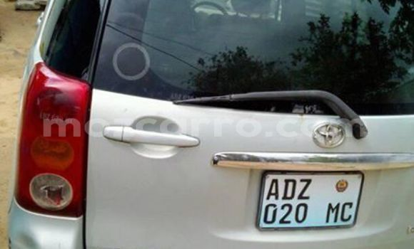 Buy Used Toyota Raum Silver Car in Ancuabe in Cabo Delgado