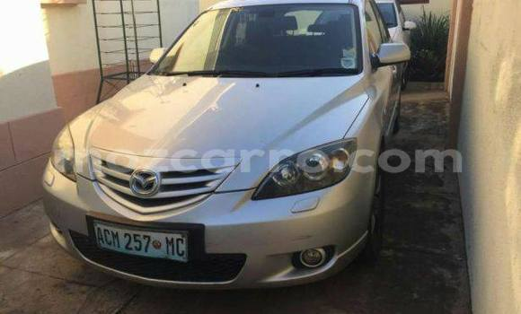 Buy Used Mazda Mazda 3 Silver Car in Ancuabe in Cabo Delgado