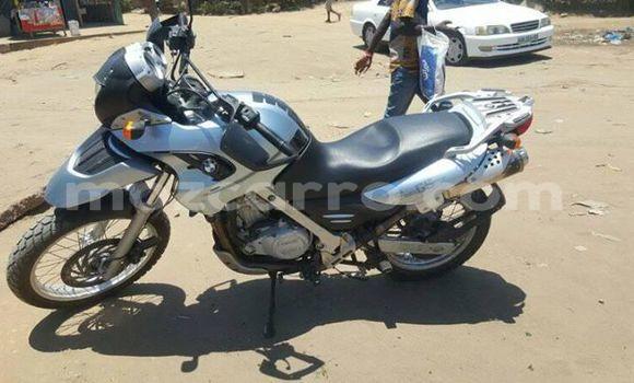 Buy Used BMW 1200 White Moto in Ancuabe in Cabo Delgado