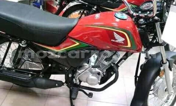 Buy Used Honda CG Red Moto in Maputo in Maputo