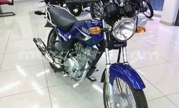 Buy New Yamaha YB125Z Blue Moto in Vilankulo in Inhambane