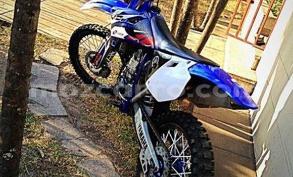 Buy Used Yamaha YFZ 250 Blue Moto in Nampula in Nampula