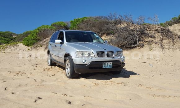 Buy Used BMW X5 Silver Car in Maputo in Maputo
