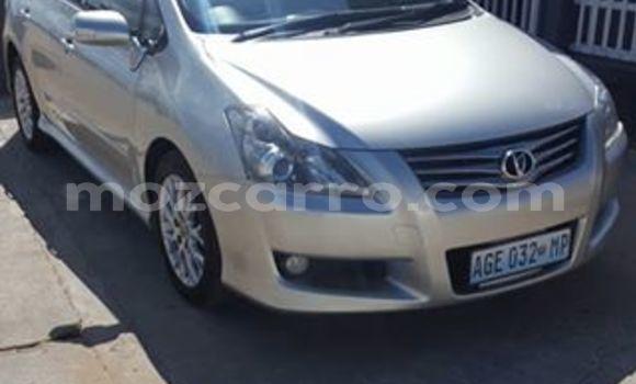 Buy Used Toyota Blade Silver Car in Maputo in Maputo