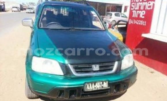 Comprar Usado Honda CR-V Verde Carro em Maputo em Maputo