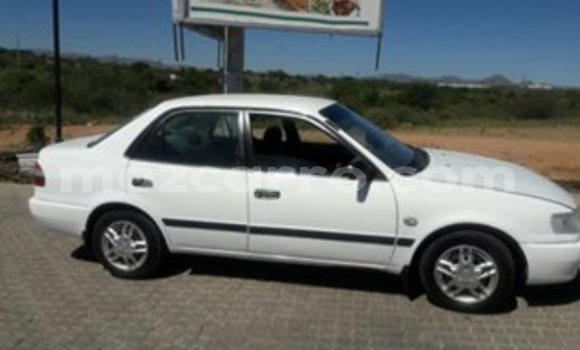 Buy Used Toyota Corolla White Car in Maputo in Maputo