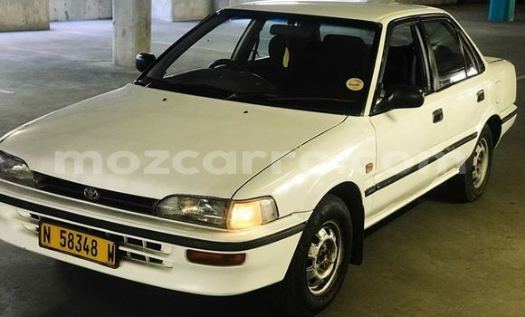 Buy Used Toyota Camry White Car in Maputo in Maputo