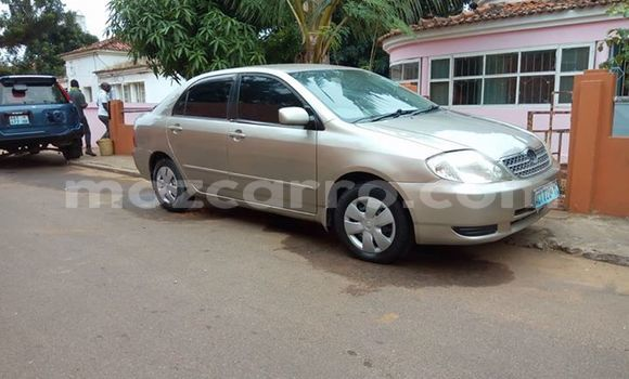 Buy Used Toyota Corolla Other Car in Marracuene in Maputo
