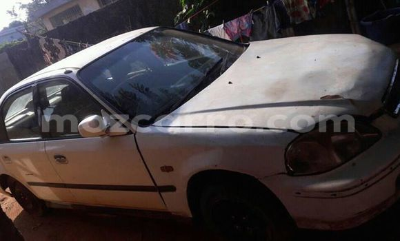 Comprar Usado Honda Civic Branco Carro em Marracuene em Maputo