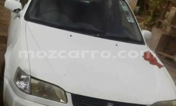 Buy Used Toyota Avensis White Car in Maputo in Maputo