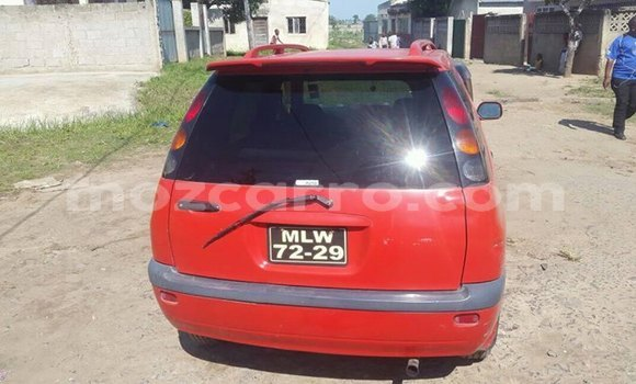 Buy Used Toyota Raum Red Car in Maputo in Maputo