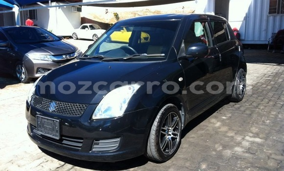 Buy Used Suzuki Swift Black Car in Majune in Niassa