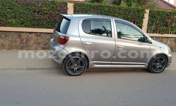Buy Used Toyota Vitz Silver Car in Maputo in Maputo