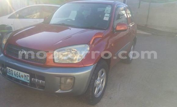 Buy Used Toyota RAV4 Red Car in Maputo in Maputo