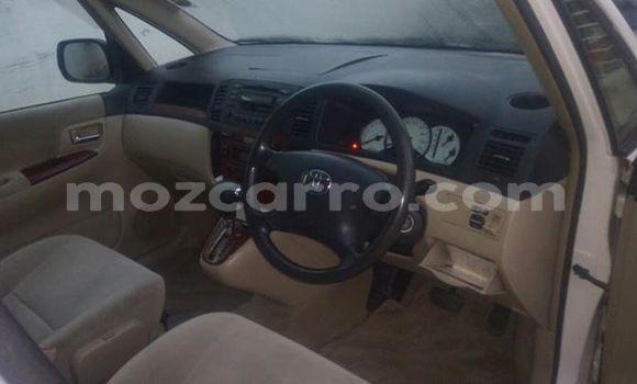 Buy Used Toyota Spacio White Car in Maputo in Maputo