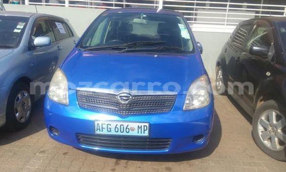 Buy Used Toyota Spacio Blue Car in Maputo in Maputo