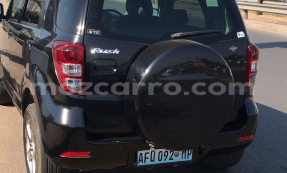Buy Used Toyota bB Black Car in Maputo in Maputo