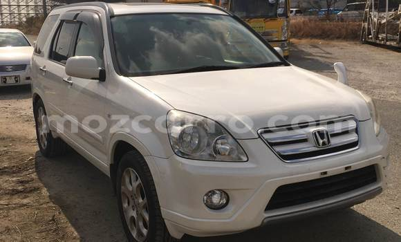 Buy Used Honda CR-V White Car in Maputo in Maputo
