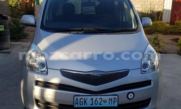 Buy Used Toyota Ractis Silver Car in Maputo in Maputo