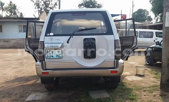 Buy Used Toyota Land Cruiser Prado Other Car in Maputo in Maputo