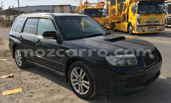 Buy Used Subaru Forester Black Car in Maputo in Maputo