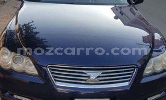 Buy Used Toyota Mark X Black Car in Maputo in Maputo