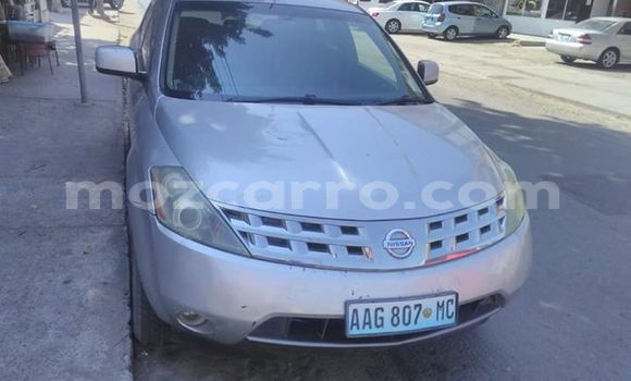 Buy Used Nissan Murano Silver Car in Maputo in Maputo