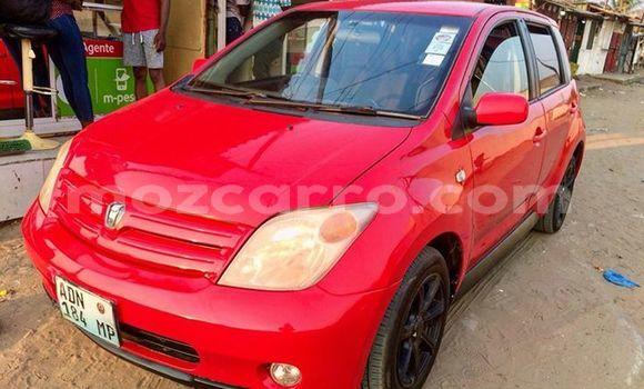 Comprar Usado Toyota IST Vermelho Carro em Maputo em Maputo