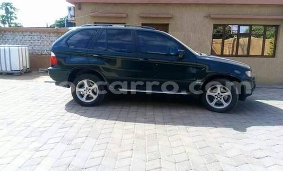 Comprar Usado BMW X5 Preto Carro em Maputo em Maputo