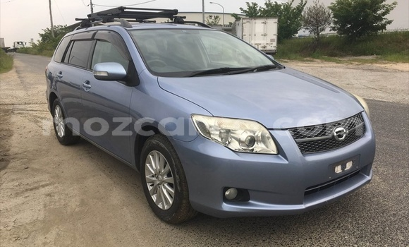 Buy Used Toyota Corolla Blue Car in Maputo in Maputo
