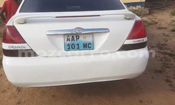 Buy Used Toyota Mark II White Car in Nampula in Nampula