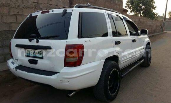 Comprar Usado Jeep Grand Cherokee Branco Carro em Maputo em Maputo