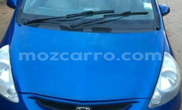 Buy Used Honda Fit Blue Car in Maputo in Maputo