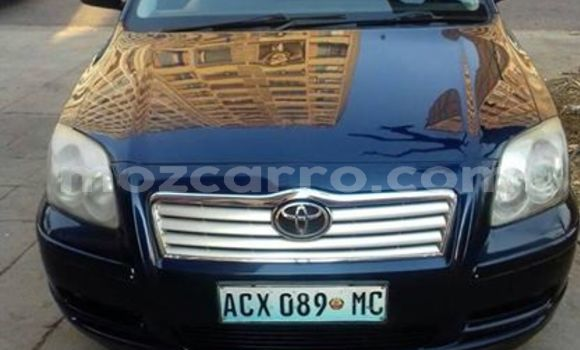 Buy Used Toyota Avensis Other Car in Maputo in Maputo
