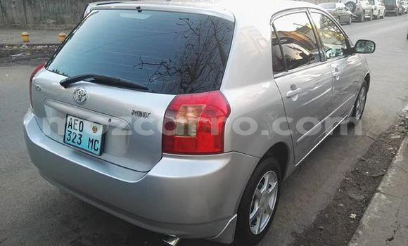Comprar Usado Toyota Runx Prata Carro em Maputo em Maputo