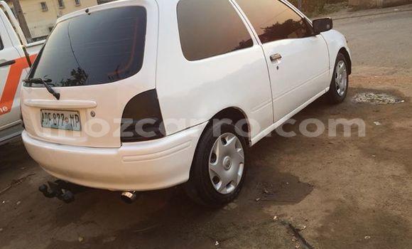 Buy Used Toyota Starlet White Car in Maputo in Maputo