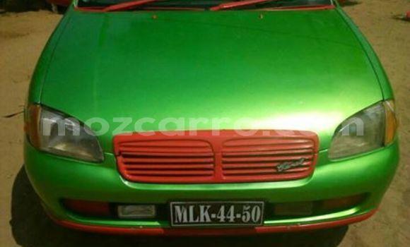 Buy Used Toyota Starlet Green Car in Maputo in Maputo