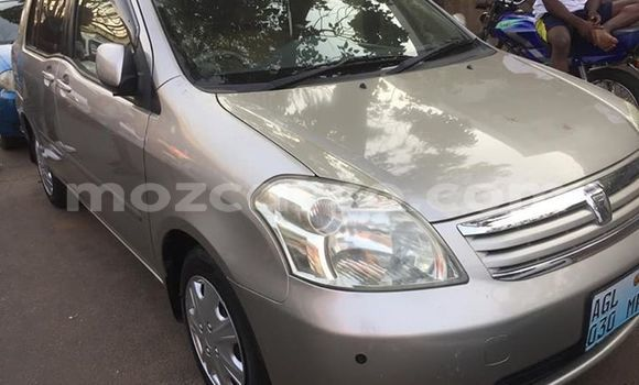 Buy Used Toyota Raum Silver Car in Maputo in Maputo