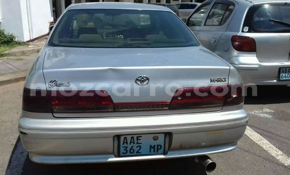 Comprar Usado Toyota Mark II Prata Carro em Maputo em Maputo