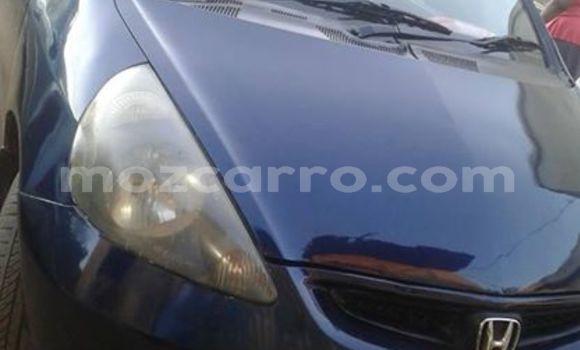 Comprar Usado Honda Fit Azul Carro em Maputo em Maputo
