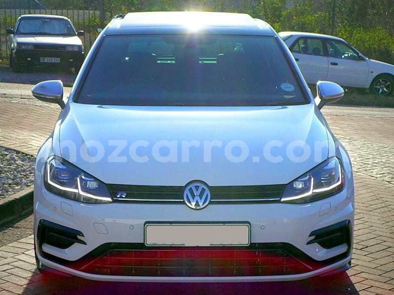 Big with watermark volkswagen golf 2