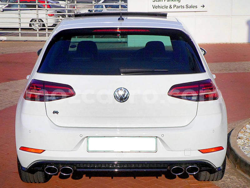 Big with watermark volkswagen golf 6